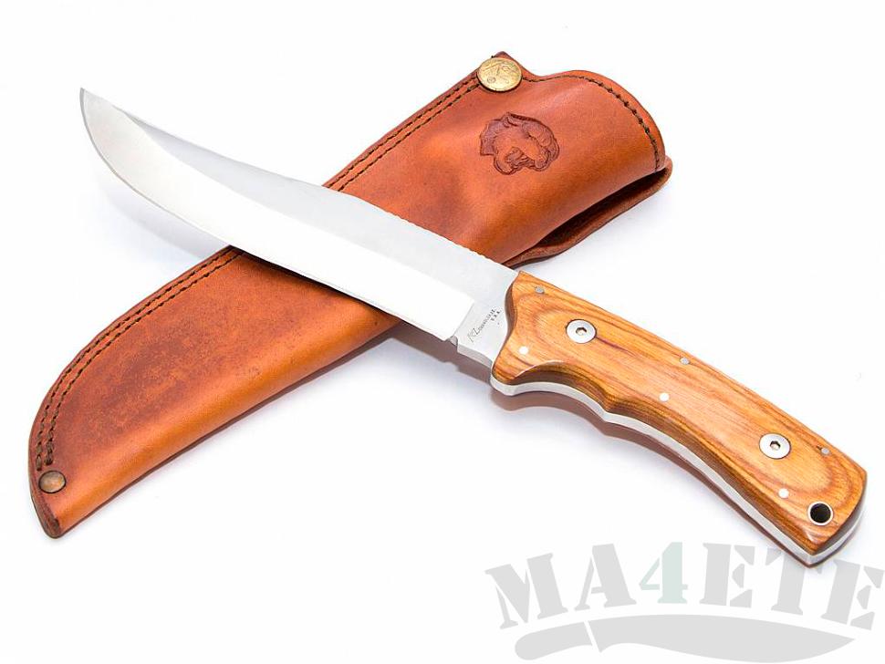 картинка Нож Katz Lion King™ Premium 302 Yukon BlondeAsh KZ_K302/UK-BA-R от магазина ma4ete