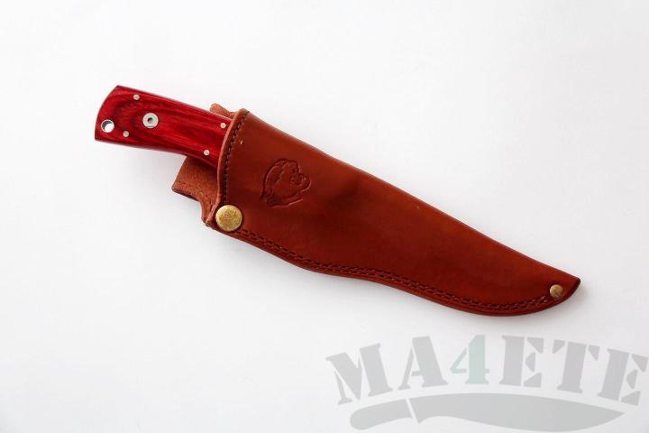 картинка Нож Katz Lion King™ Premium 300 Yukon CherryWood KZ_K300/UK-CW-R от магазина ma4ete