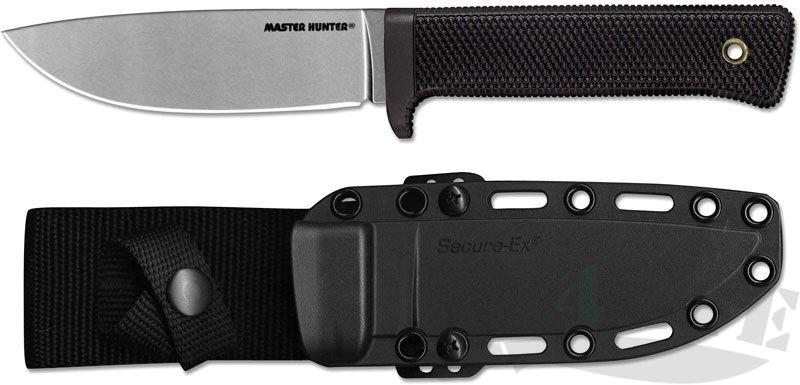 картинка Нож Cold Steel Master Hunter Stonewashed 36CB от магазина ma4ete