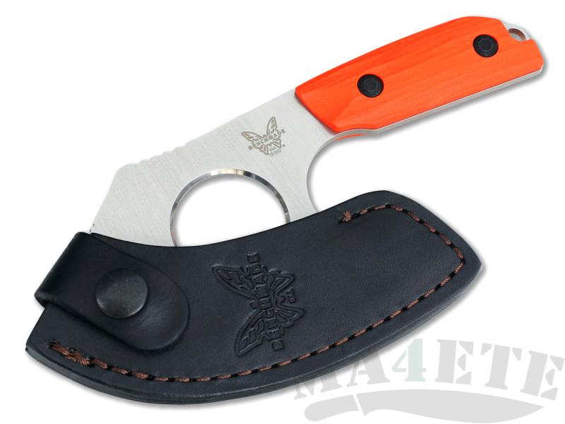 картинка Нож - топор Benchmade Hunt Nestucca Cleaver 15100-1 от магазина ma4ete