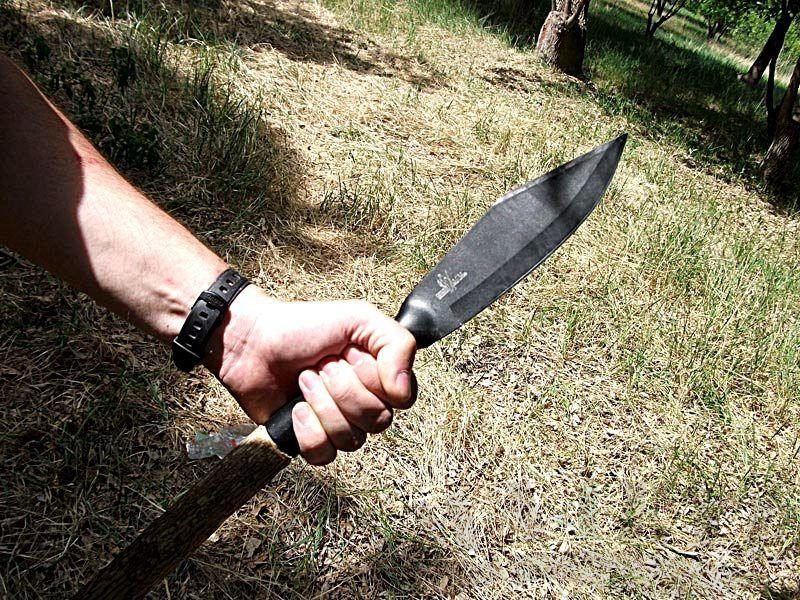 картинка Нож Cold Steel Bowie Blade Bushman 95BBUSK от магазина ma4ete