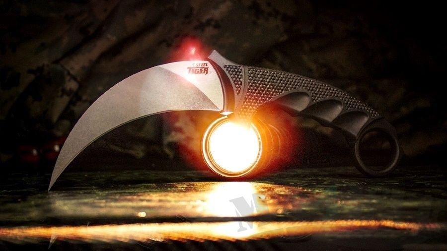 картинка Нож Cold Steel Tiger 49KSJ1 от магазина ma4ete