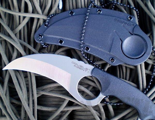 картинка Нож Cold Steel Double Agent I 39FK от магазина ma4ete