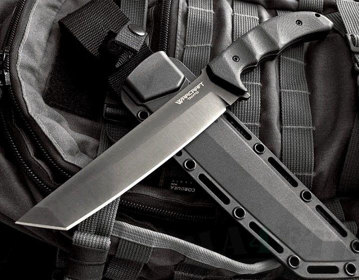 картинка Нож Cold Steel Warcraft Tanto 13TLR от магазина ma4ete