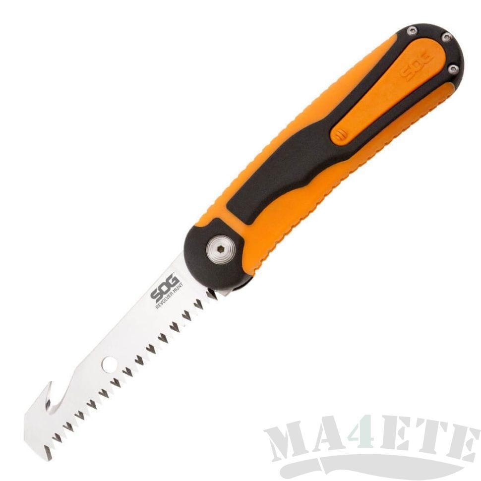 картинка Нож - пила SOG Revolver 2.0 Hunt FX22 от магазина ma4ete