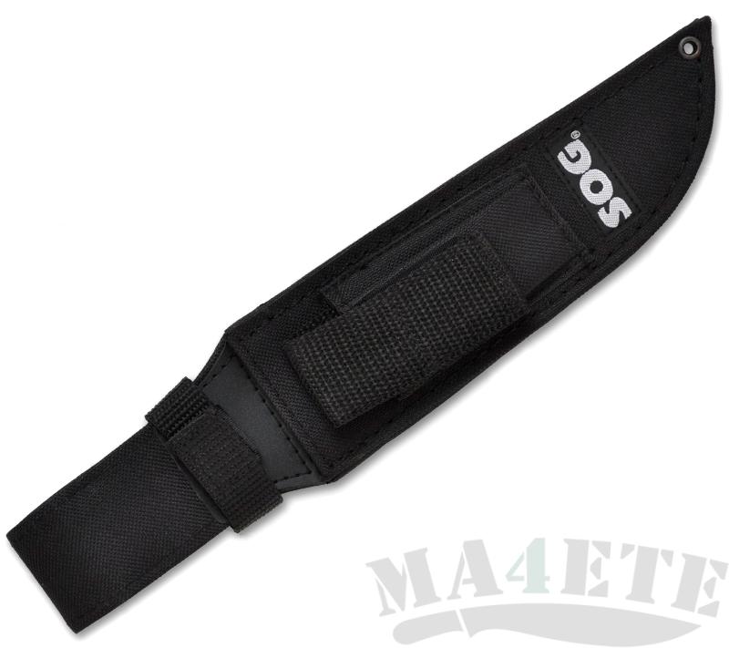 картинка Нож SOG Fixation Bowie FX01R от магазина ma4ete