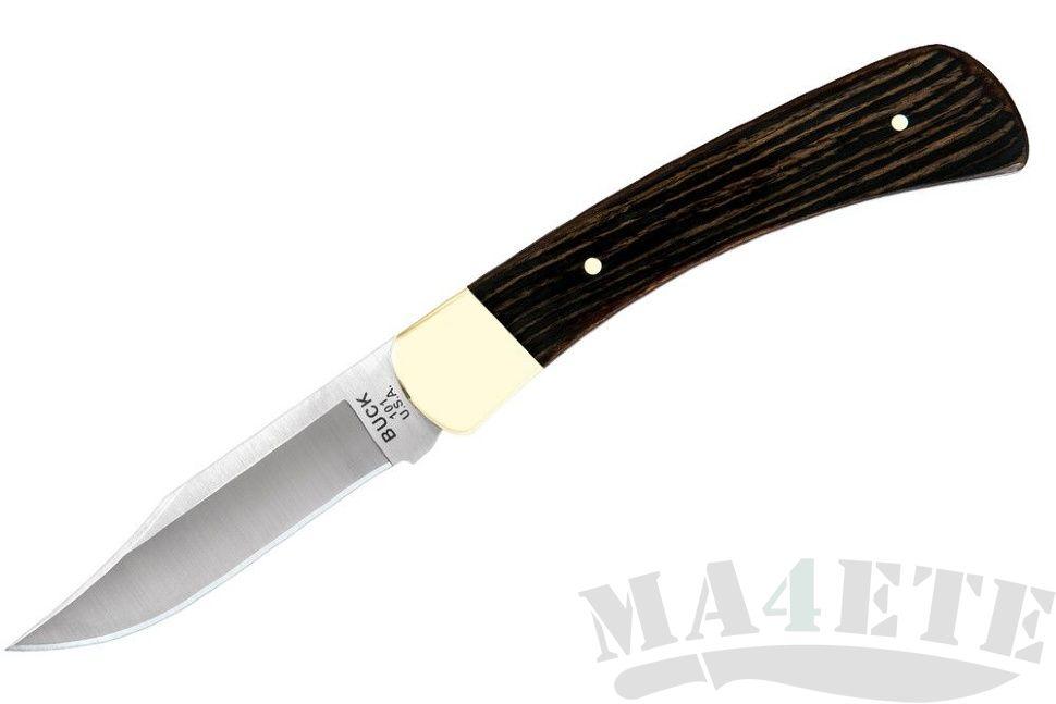 картинка Нож Buck 101 Hunter 0101BRS от магазина ma4ete