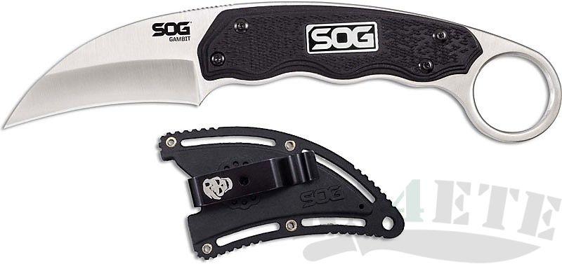 картинка Нож SOG Gambit GB1001 от магазина ma4ete