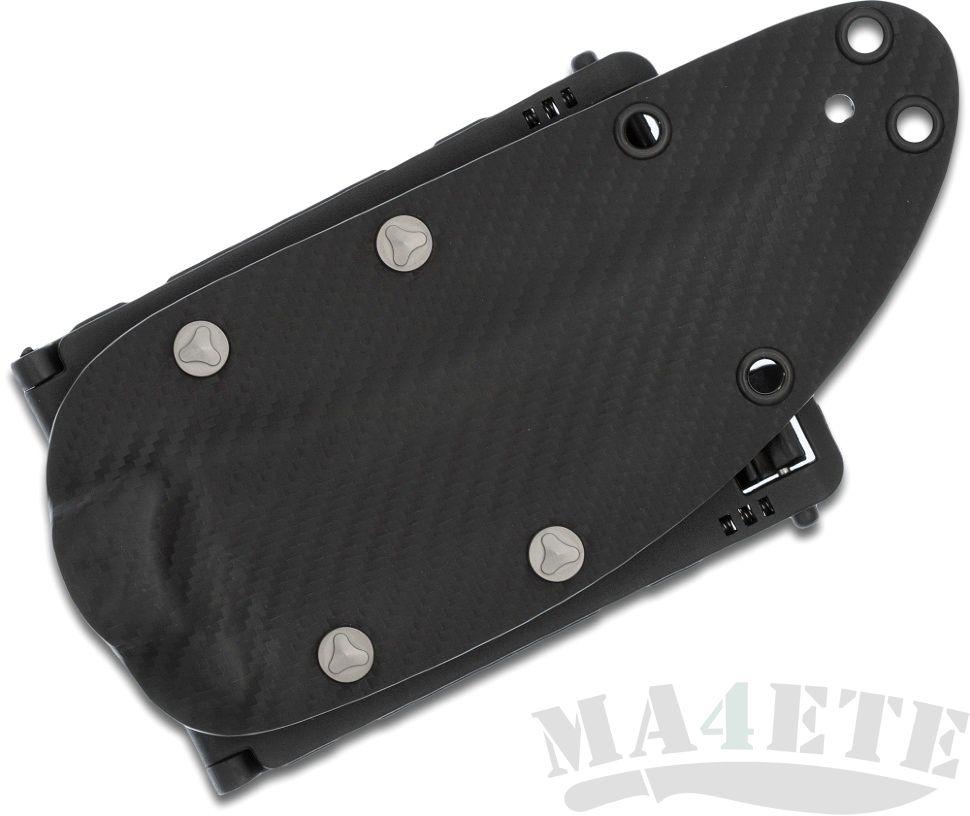 картинка Нож Microtech Borka SBK Carbon MT_200-1DLC от магазина ma4ete