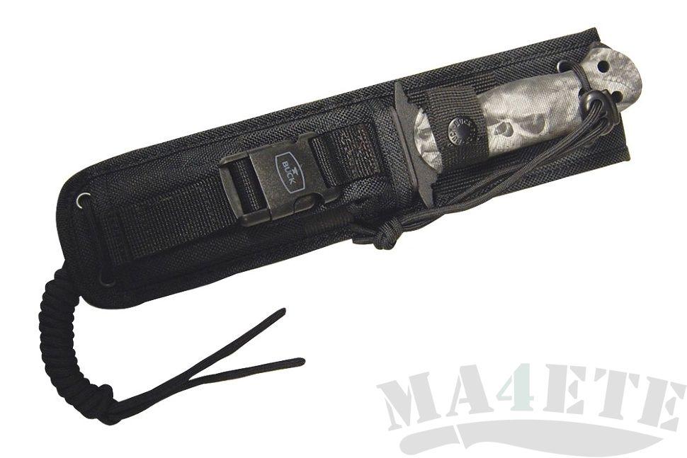 """картинка Нож Buck Intrepid-XL Reaper 5"""" B0626CMS13R от магазина ma4ete"""