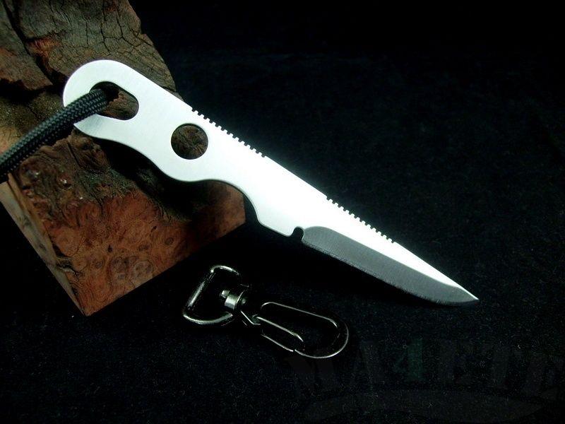 картинка Миниатюрный нож Buck Smidgen B0160SSS от магазина ma4ete