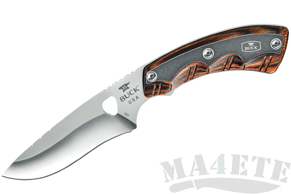 картинка Нож Buck Open Season Skinner Rosewood B0537RWS от магазина ma4ete