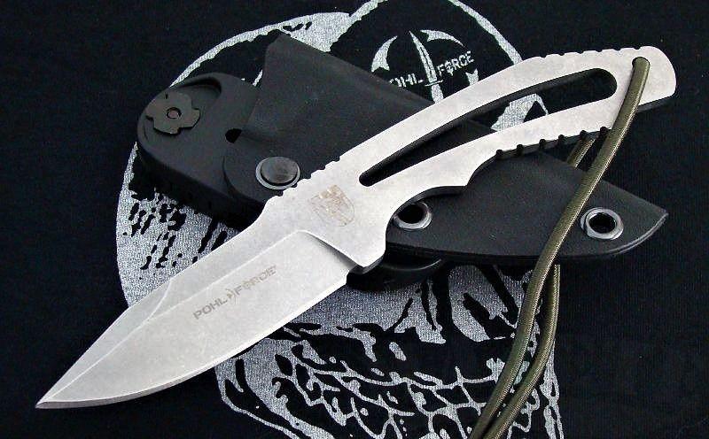 картинка Нож Pohl Force Charlie1 Outdoor PF2015 от магазина ma4ete