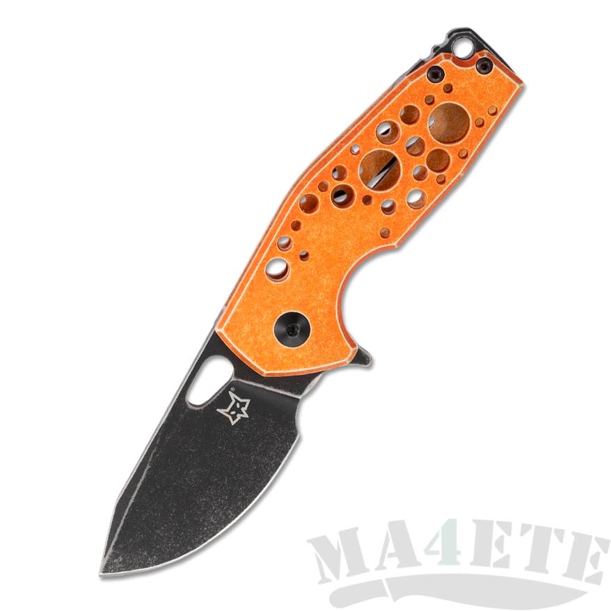 картинка Складной нож Fox Suru FX-526 ALO от магазина ma4ete