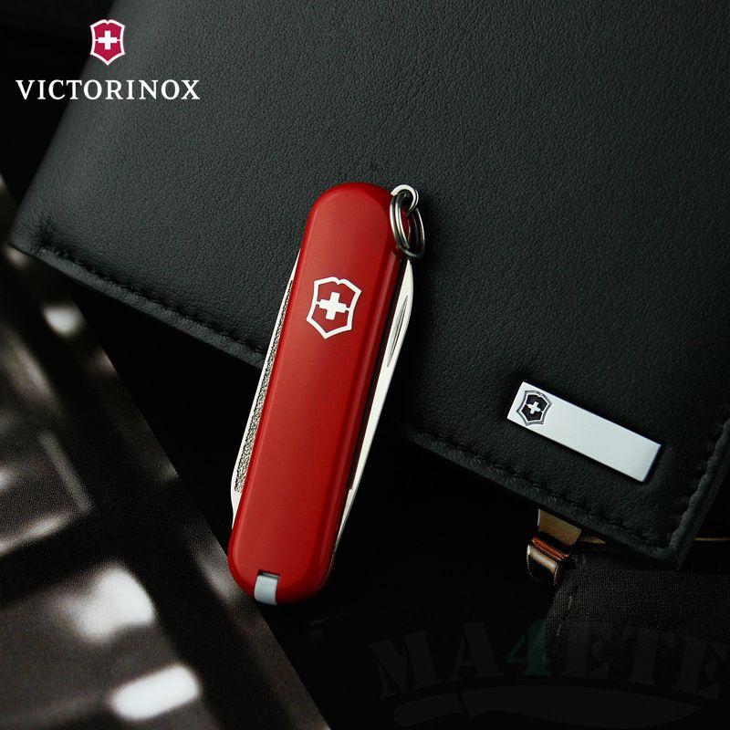 картинка Нож-брелок Victorinox Classic Escort 0.6123 от магазина ma4ete