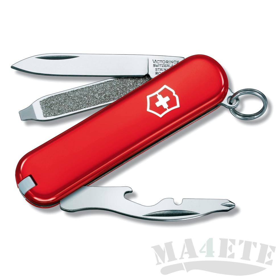 картинка Нож-брелок Victorinox Classic Rally 0.6163 от магазина ma4ete