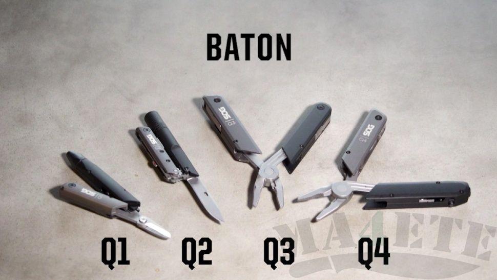 картинка Мультитул SOG BATON Q3 ID1021 от магазина ma4ete