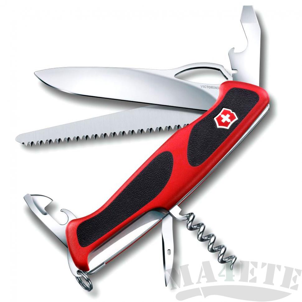 картинка Нож Victorinox RangerGrip 79 0.9563.MC от магазина ma4ete