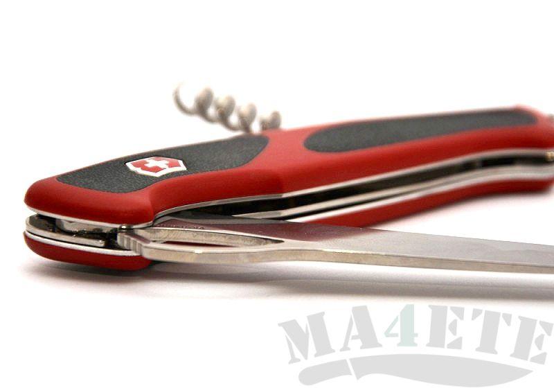картинка Нож Victorinox RangerGrip 63 0.9523.MC от магазина ma4ete