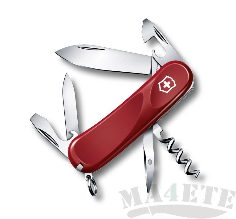картинка Нож Victorinox Evolution 10 2.3803.E от магазина ma4ete