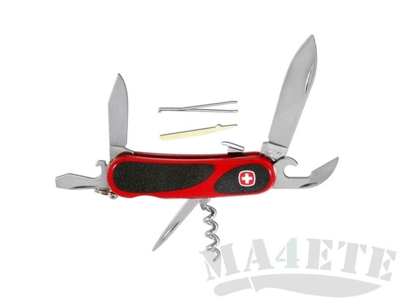 картинка Нож Victorinox EvoGrip S101 2.3603.SC от магазина ma4ete