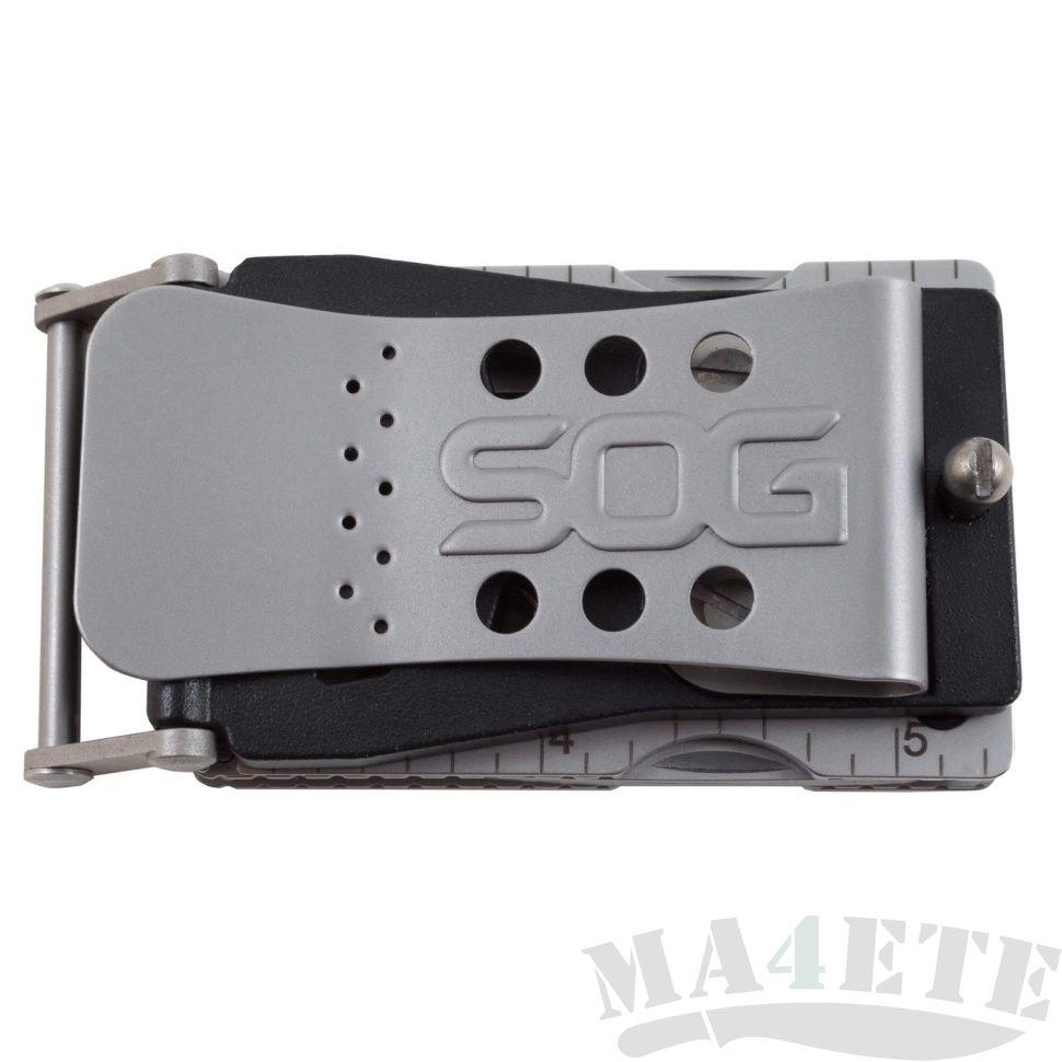 картинка Мультитул - пряжка на ремень SOG Sync I SN1001 от магазина ma4ete