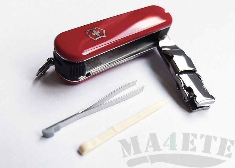 картинка Нож-брелок Victorinox NailClip 0.6463 от магазина ma4ete