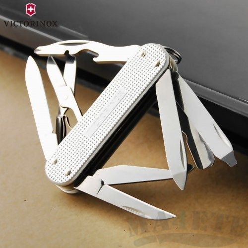 картинка Нож-брелок Victorinox Alox MiniChamp 0.6381.26 от магазина ma4ete