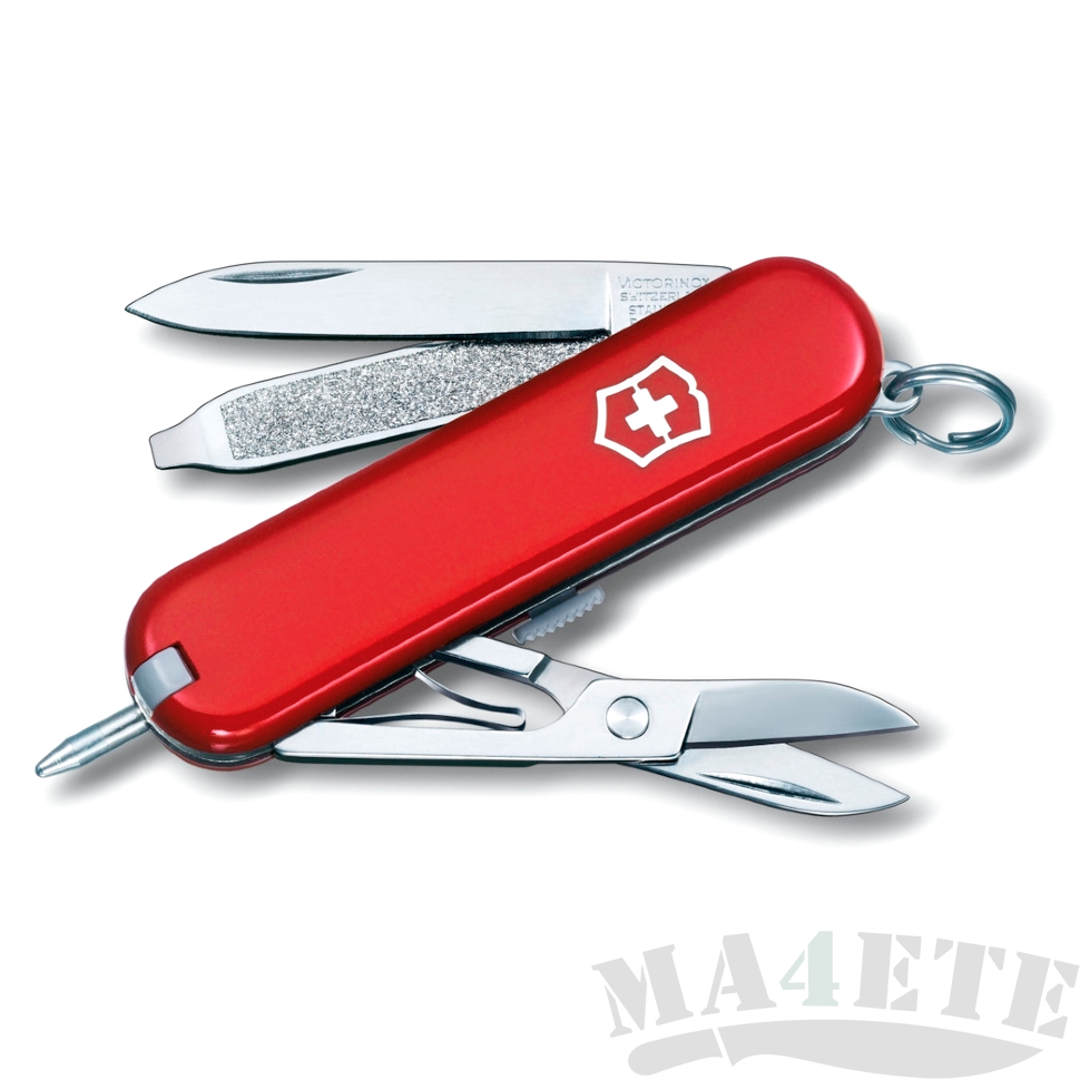 картинка Нож-брелок Victorinox Красный 0.6225 от магазина ma4ete