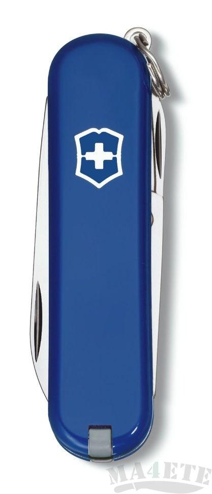 картинка Нож-брелок Victorinox Синий 0.6223.2 от магазина ma4ete