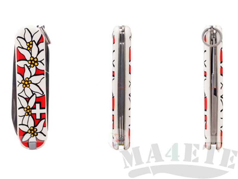 картинка Нож-брелок Victorinox Edelweiss 0.6203.840 от магазина ma4ete