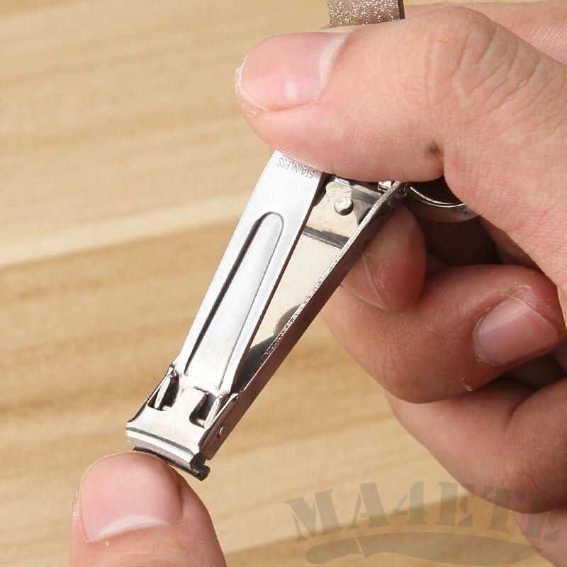 картинка Книпсер (щипчики) с пилочкой для ногтей Victorinox (брелок) 8.2055.C от магазина ma4ete