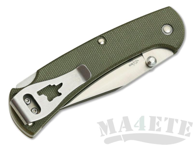 картинка Складной нож Buck Ranger Slim Pro 0112ODS6 от магазина ma4ete