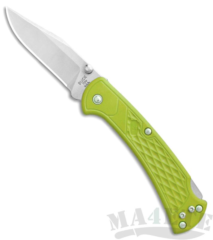 картинка Складной нож Buck Ranger Slim Select 0112GRS1 от магазина ma4ete