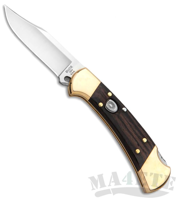 картинка Складной автоматический нож Buck Ranger Auto 0112BRSA от магазина ma4ete