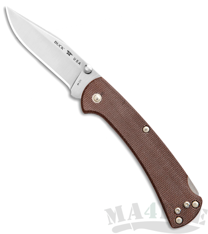 картинка Складной нож Buck Ranger Slim Pro 0112BRS6 от магазина ma4ete