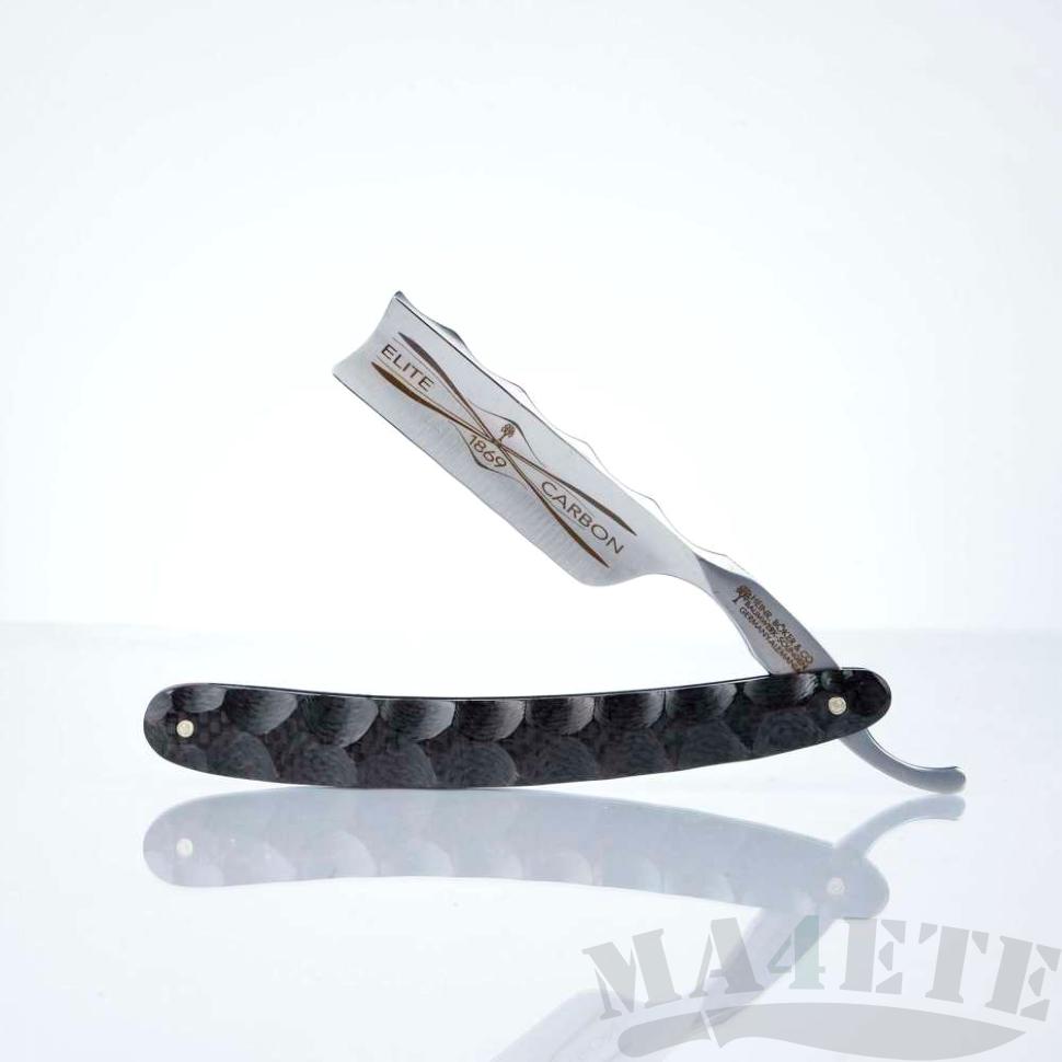 картинка Опасная бритва Boker Elite Carbon SE 2.0 140545 от магазина ma4ete