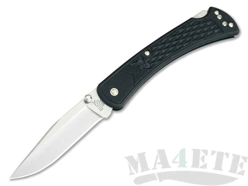картинка Складной нож Buck Folding Hunter Slim Select 0110BKS1 от магазина ma4ete