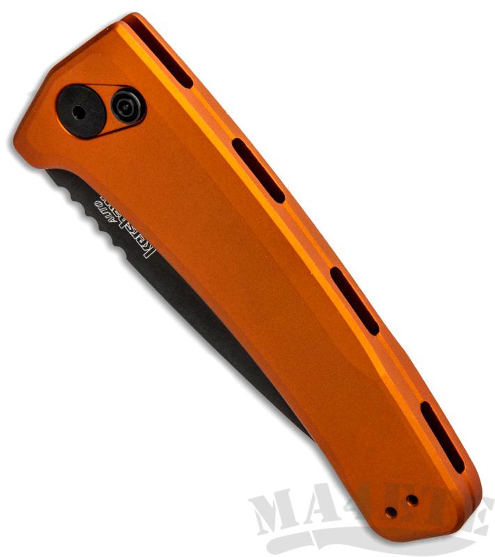 картинка Складной автоматический нож Kershaw Launch 3 7300EBBLK от магазина ma4ete
