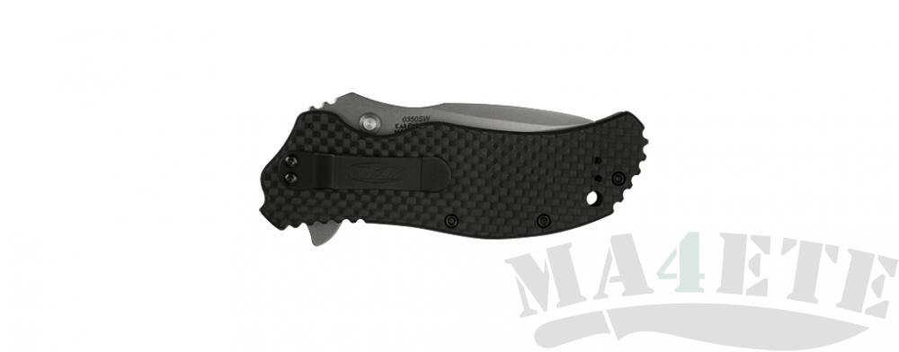 картинка Складной полуавтоматический нож Zero Tolerance K0350SWCF от магазина ma4ete