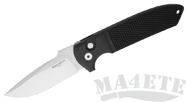 картинка Складной автоматический нож Pro-Tech Rockeye Stonewash Blade LG205SW от магазина ma4ete