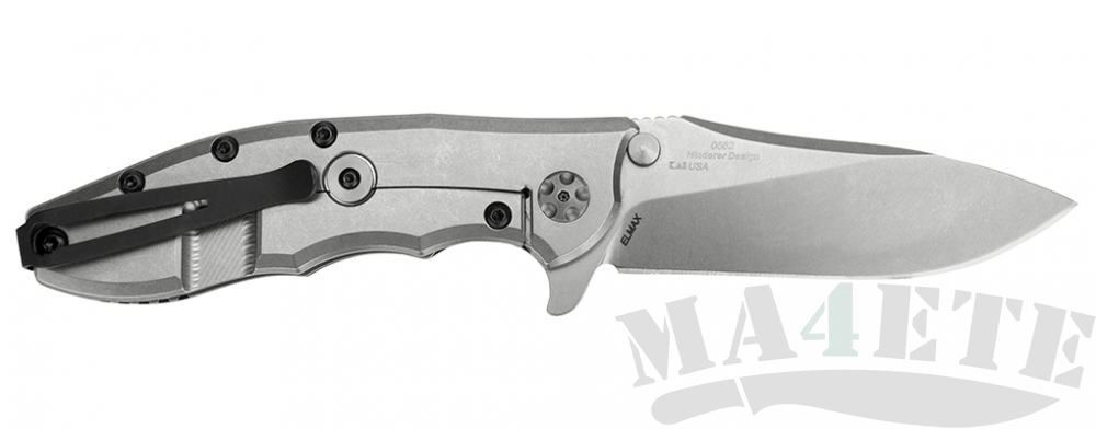 картинка Складной нож Zero Tolerance Hinderer 0562 от магазина ma4ete