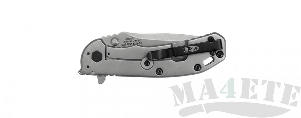 картинка Складной полуавтоматический нож Zero Tolerance Hinderer 0566CF от магазина ma4ete
