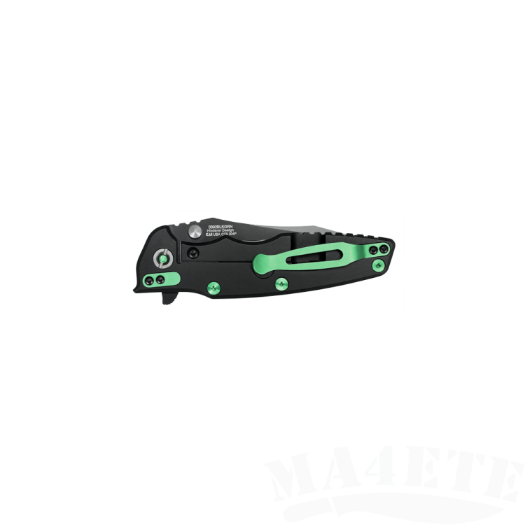 картинка Складной нож Zero Tolerance Limited Edition K0392BLKGRN от магазина ma4ete