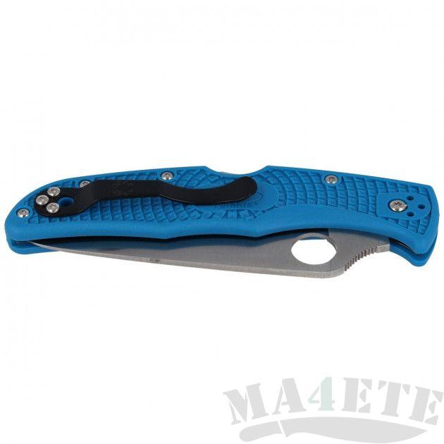 картинка Складной нож Spyderco Endura C10FPBL от магазина ma4ete