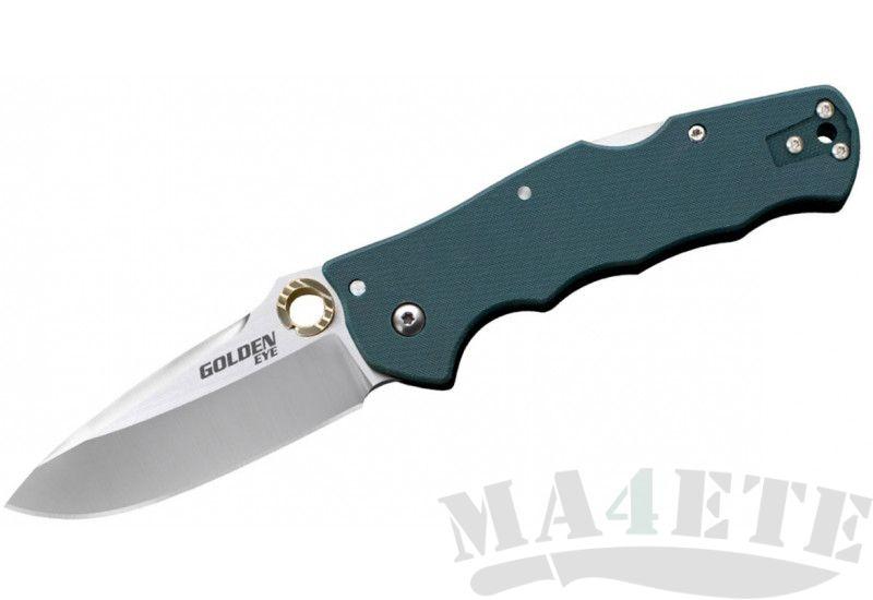 картинка Складной нож Cold Steel Golden Eye 62QFGS от магазина ma4ete