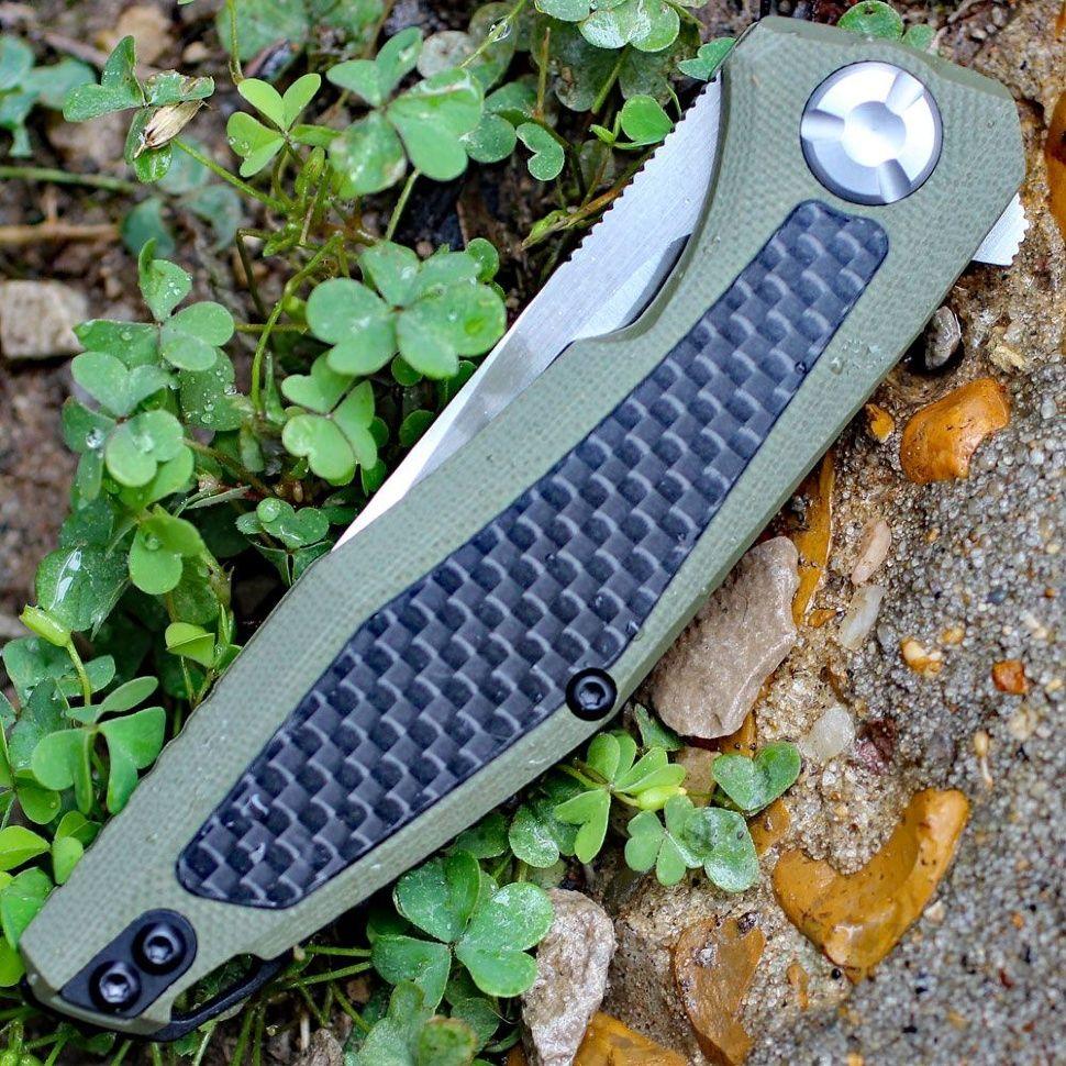 картинка Складной нож Kershaw Atmos 4037OL от магазина ma4ete