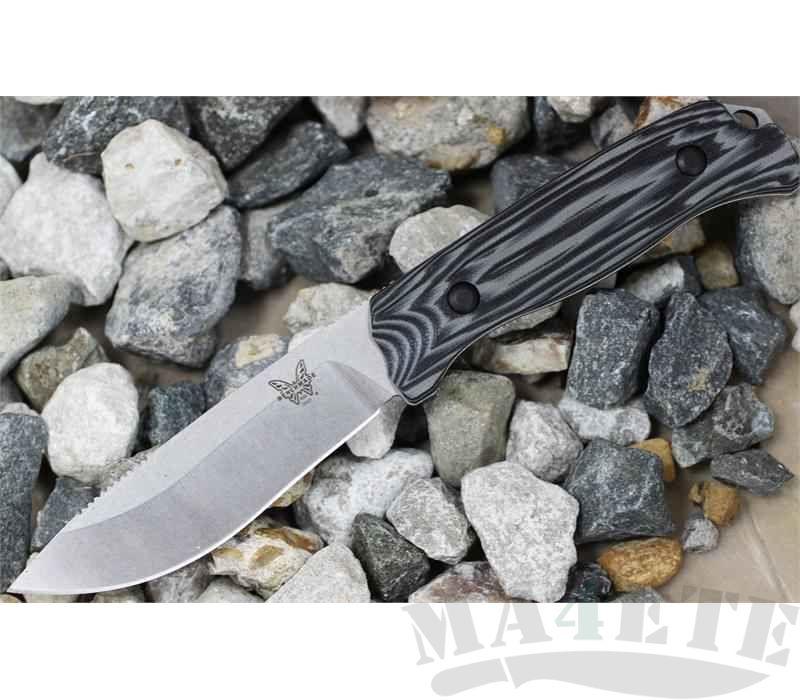 картинка Нож Benchmade Saddle Mountain Skinner Hunt 15001-1 от магазина ma4ete