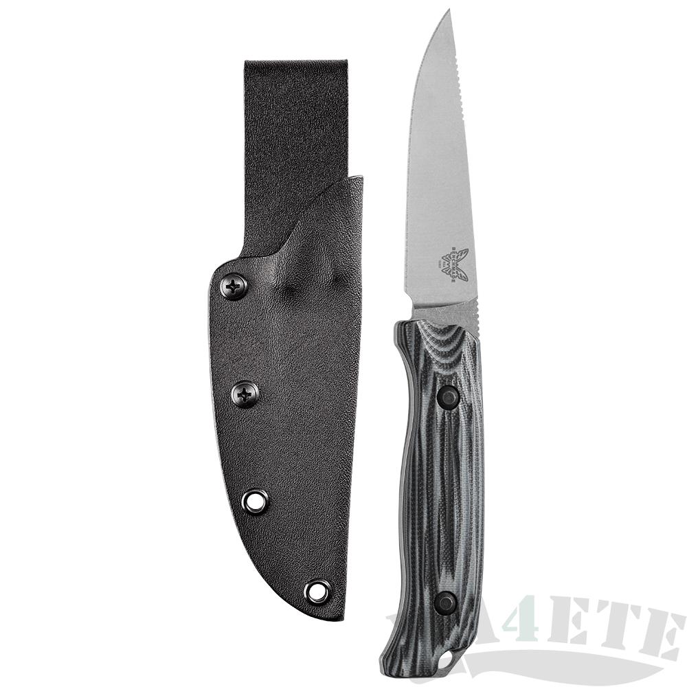 картинка Нож Benchmade Saddle Mountain Hunt 15007-1 от магазина ma4ete