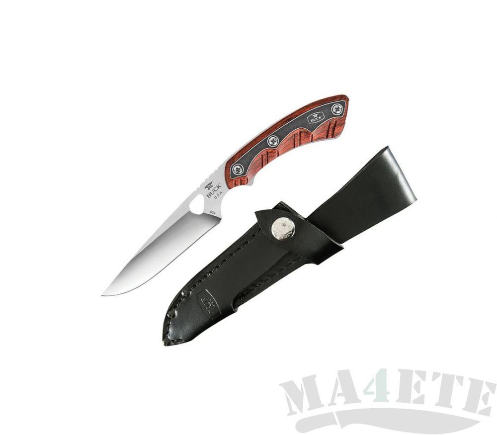 картинка Нож Buck Open Season Small Game Skinner Rosewood 0539RWS от магазина ma4ete